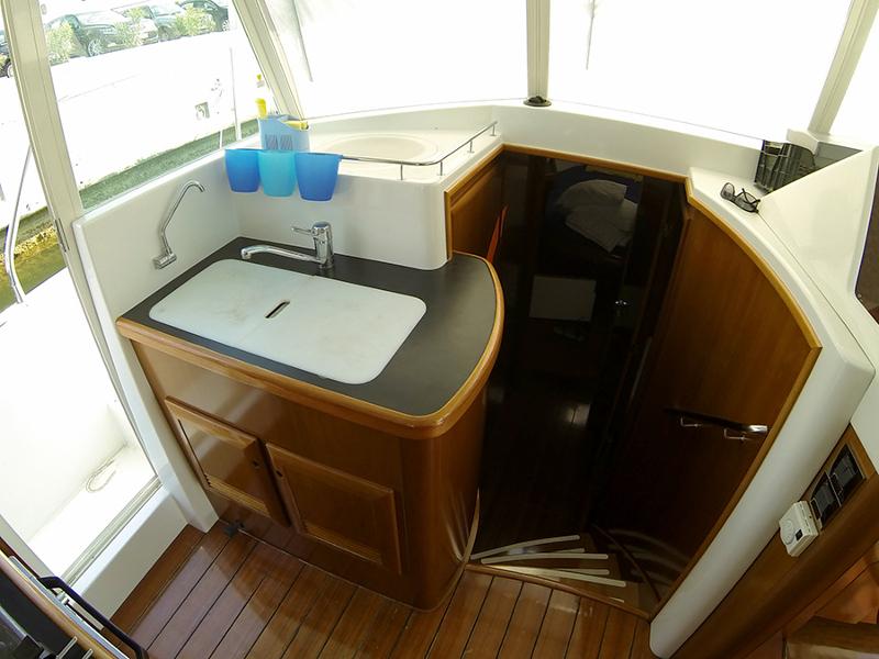 Beneteau Swift Trawler 42-06
