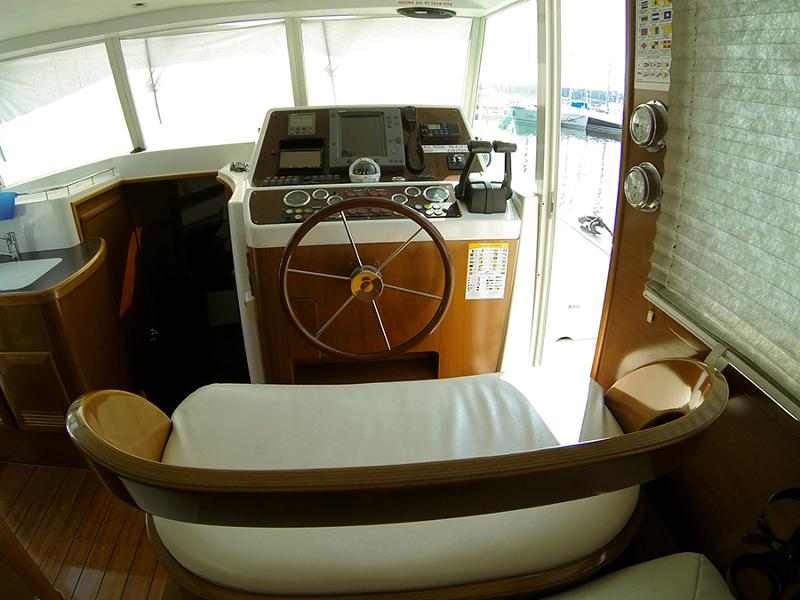 Beneteau Swift Trawler 42-07