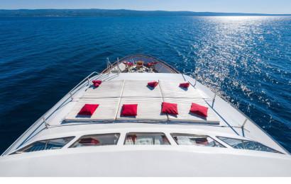 Motor yacht Korab 13