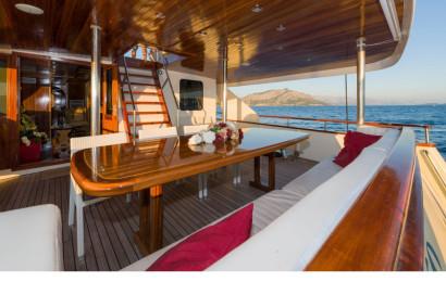 Motor yacht Korab 17