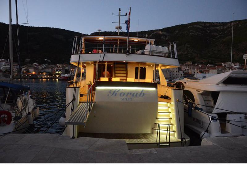Motor yacht Korab 3