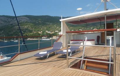 Motor yacht Korab 6