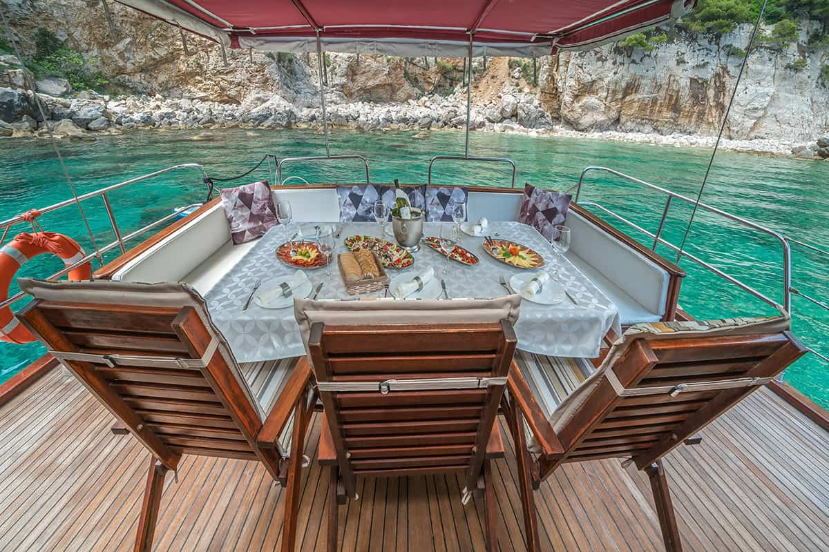 ADRIATIC HOLIDAY Dining table