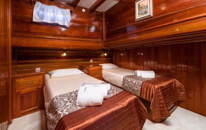 CROATIA Twin cabin